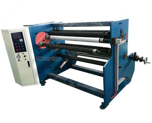 rewinding machine 2 shafts