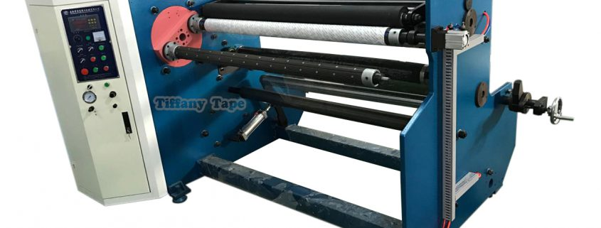 rewinding machine 2 shafts