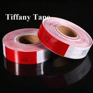 red white reflective tape (2)